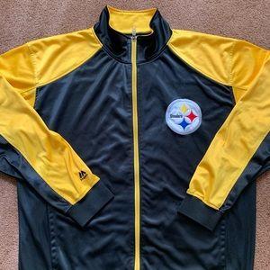 Steelers zip up